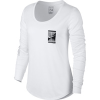 NIKE DRY COURT LONG SLEEVE TEE