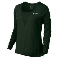 NIKE ZONAL COOLING RELAY TOP LONG SLEEVE