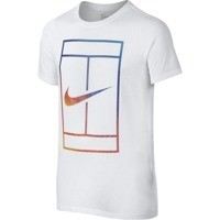 NIKE IRRIDESCENT COURT TEE