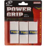 Koto apvijos TOALSON POWER GRIP x 3 white