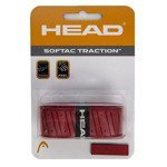 Pagrindinė koto apvija (grip) HEAD SOFTAC TRACTION RED