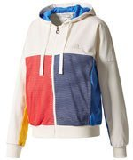 Teniso džemperis moterims ADIDAS NEW YORK JACKET PHARRELL WILLIAMS US Open 2017 / BR3557