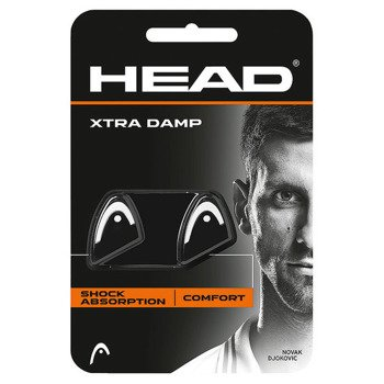 Antivibratorius HEAD XTRA DAMP black/white