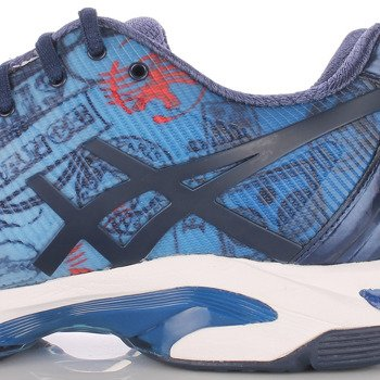 Teniso batai vyrams ASICS GEL-SOLUTION SPEED 3 PARIS / E711N-4549