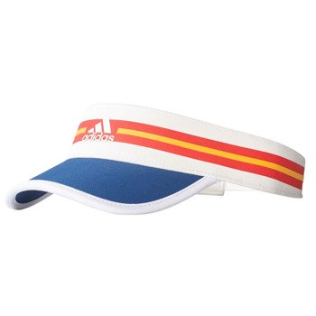 Teniso snapelis moterims ADIDAS NEW YORK CLIMALITE VISOR PHARRELL WILLIAMS US Open 2017 / CD2123